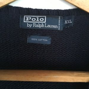 Polo by Ralph Lauren Sweaters - XXL Vintage 80s Polo by Ralph Lauren Sweater Vest!